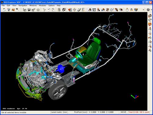 Catia V5 Wiring Harness Jobs : Vdp를 이용한 flexible 검증 무빙part 진동 열 캐드앤그래픽스